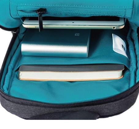 תיק כתף 4 ליטר עמיד במים Xiaomi דגם Mi City Sling Bag - תמונה 5