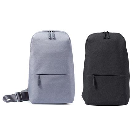 תיק כתף 4 ליטר עמיד במים Xiaomi דגם Mi City Sling Bag - תמונה 3