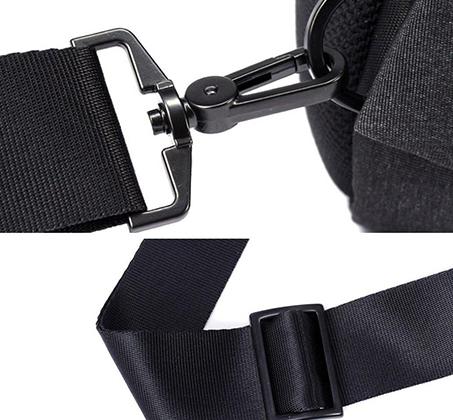 תיק כתף 4 ליטר עמיד במים Xiaomi דגם Mi City Sling Bag - תמונה 4