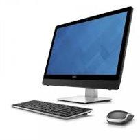 """מחשב Aio 23.8"""" מסך מגע Fhd מבית Dell דגם Inspiron 24-5459 מעבד Intel Core I7 דור שישי!  זיכרון 12Gb דיסק 1Tb מערכת הפעלה Windows 10 -מוחדש"""