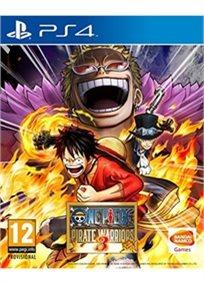One Piece Pirate Warriors 3 Ps4 אירופאי!