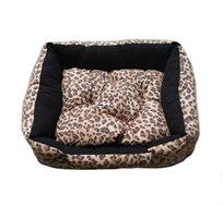 ספה עבה ומפנקת לכלב ולחתול במגוון צבעים + מתנה לבחירה