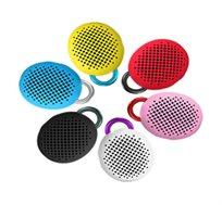 רמקול דיבורית Bluetooth נייד Bluetune-Bean עם עוצמת שמע 3W במגוון צבעים לבחירה