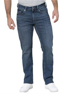 ג'ינס Nautica גזרת slim לגברים בצבע כחול