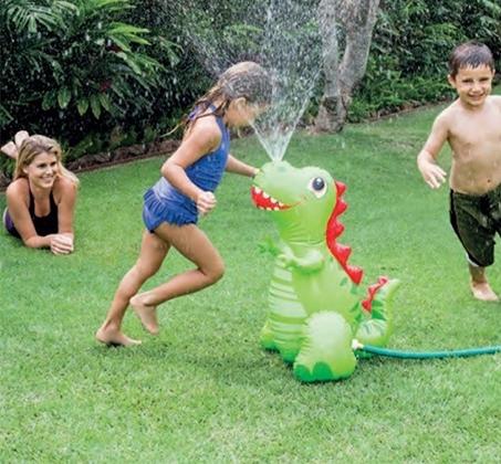 ממטרת משחק לילדים דגם דינוזאור 56598 Intex - תמונה 2