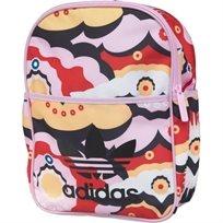 תיק גב Adidas לילדות -פרחוני שילוב ורוד