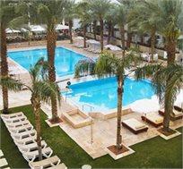 """3-4 לילות במלון 'לאונרדו רויאל ריזורט אילת' ע""""ב א.בוקר החל מ-₪3105"""