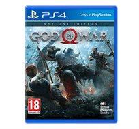 מכירה מוקדמת למשחק GOD OF WAR Day One לקונסולה PlayStation 4
