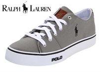 נעלי בד נמוכות Polo Ralph Lauren דגם Cantor low