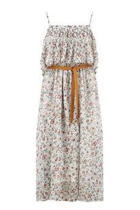 שמלה פרחונית קלילה PROMOD