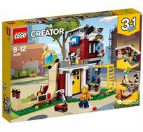 בית הגלישה - משחק לילדים LEGO