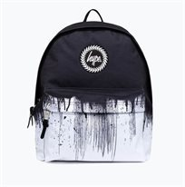 תיק גב הייפ - Backpack Ss18bag-007 Black/White Hype