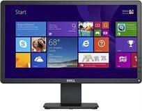 """מסך מחשב Dell """"20 בטכנולוגיית Led רזולוציה 1600X900 דגם E2015 - מוחדש"""