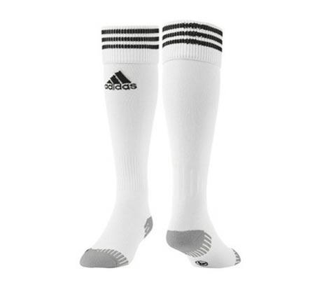 גרבי כדורגל לגבר ADIDAS ADISOCKS 12 דגם X10313 - לבן
