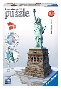 פזל תלת מימד 108 פסל החירות