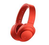 אוזניות SONY דינמיות מרופדות BT, NFC  דגם MDR-100ABN
