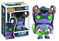 Funko Pop - Illidan (World Of Warcraft) 14  בובת פופ