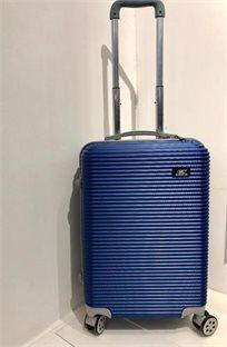 מזוודה קשיחה טרולי עליה למטוס
