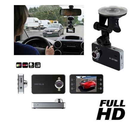 מצלמת רכב דו שימושית 1080P כולל צג