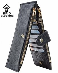Lambo Chelsea Multi Card Case Black
