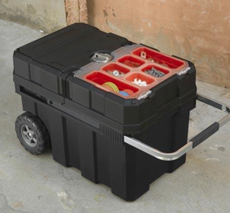 ארגז כלים על גלגלים Masterloader - תמונה 2