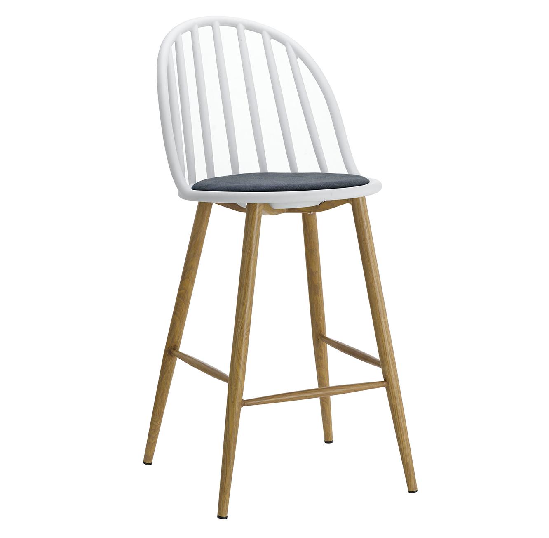 כסא בר בעיצוב מודרני בצבעים וגבהים לבחירה