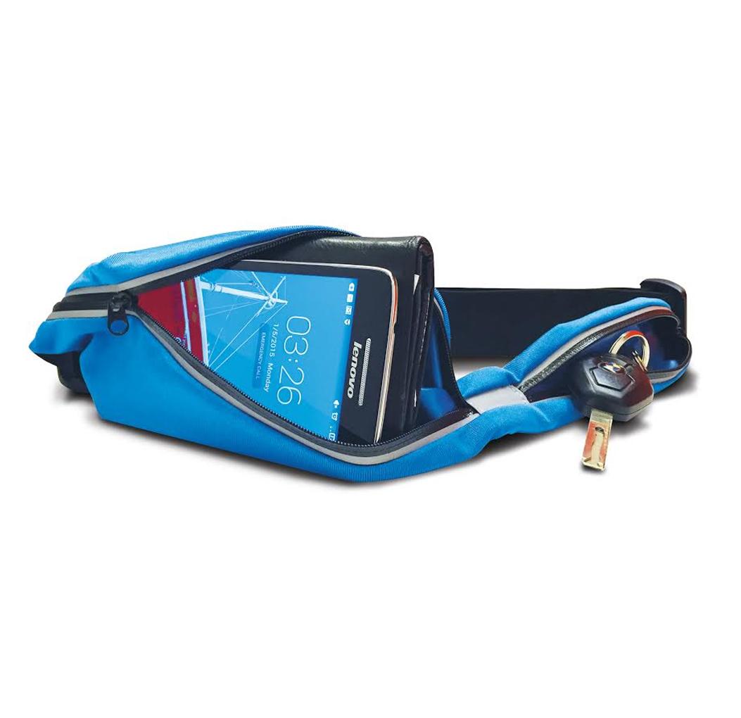 רצועת ריצה dry fit אלסטית דגם SBB-200 מבית LEXUS אטומה למים  - תמונה 2