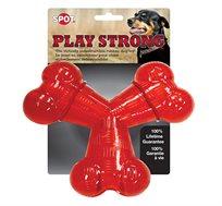עצם ענקית מגומי Y לכלבים Play Strong