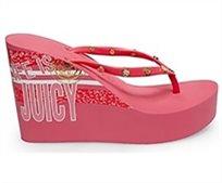 כפכפי פלטפורמה נשים Juicy Couture דגם CARI MARACHINO
