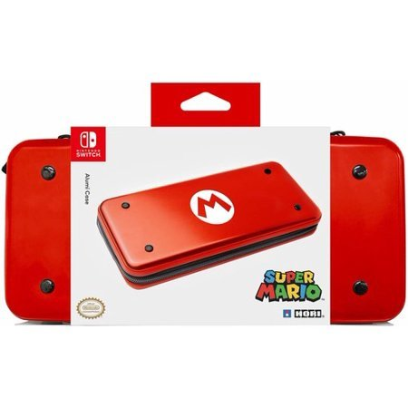 ערכת נשיאה לנינטנדו סוויץ' Nintendo Switch Case Alumi Case מריו