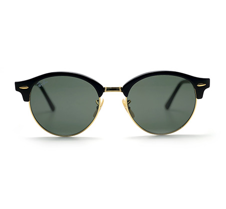 משקפי RAY BAN CLUBROUND דגם RB4246 901 יוניסקס