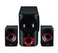 מערכת קולנוע 30W+15Wx2 Philips דגם MMS6060F