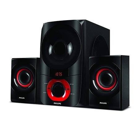 מערכת קולנוע 30W+15Wx2 Philips דגם MMS6060F - משלוח חינם - תמונה 3