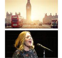 """הופעה של האחת והיחידה אדל! 4 לילות בלונדון כולל טיסות, מלון ע""""ב א.בוקר וכרטיס להופעה החל מכ-£749*"""