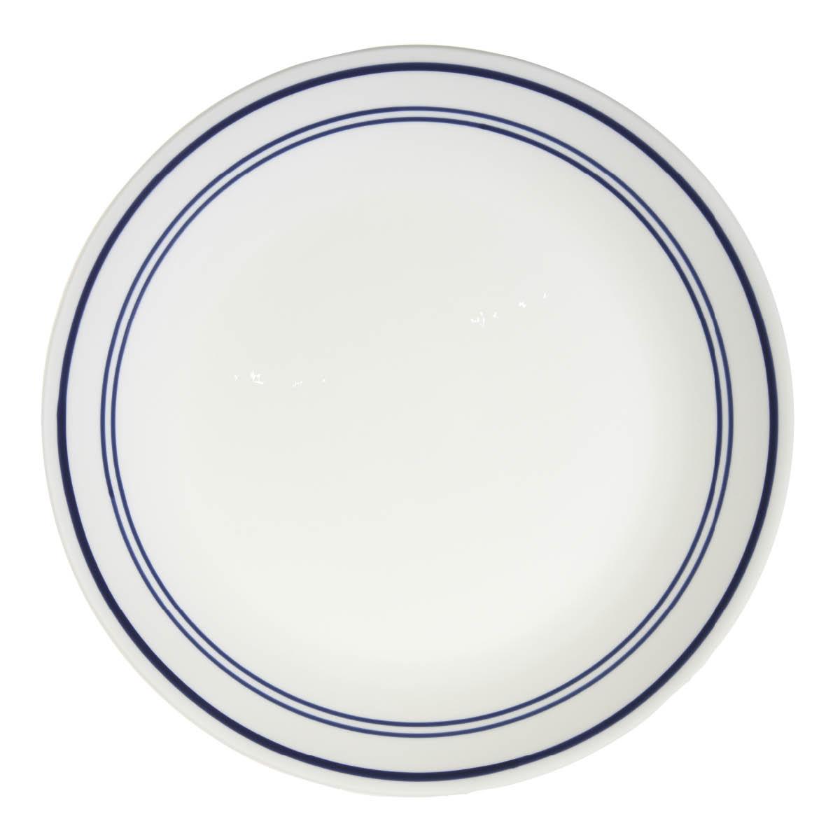 סט ל-12 סועדים 84 חלקים: 36 צלחות Classic café blue + סט סכו״ם 48 חלקים קורנינג - משלוח חינם - תמונה 3