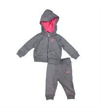 NIKE  חליפה (18 חודשים- 2 שנים) - אפור