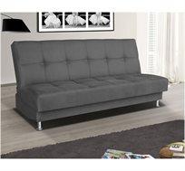 ספה מעוצבת נפתחת למיטה זוגית עם ארגז מצעים  דגם סילבר HOME DECOR