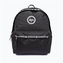 תיק גב הייפ - Backpack Ss18bag-104 Black Hype