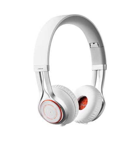 אוזניות אלחוטיות Jabra דגם Revo Wireless צבע לבן
