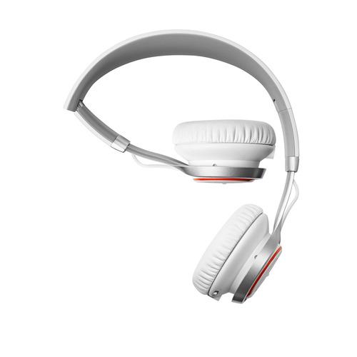 אוזניות אלחוטיות Jabra דגם Revo Wireless צבע לבן - משלוח חינם - תמונה 2