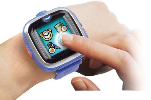 מדהים שעון חכם Vtech עם מסך מגע, מצלמה ומשחקים Kidizoom Smartwatch WL-23