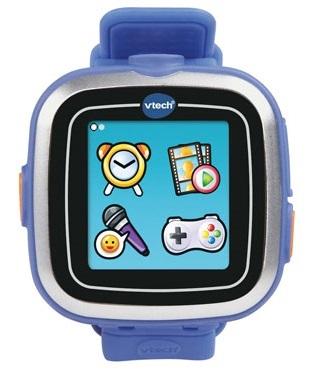 מפוארת שעון חכם Vtech עם מסך מגע, מצלמה ומשחקים Kidizoom Smartwatch JM-94