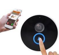 אינטרקום אלחוטי WIFI IP משולב מצלמה אפשרות צפייה והקלטה מכל טלפון חכם טאבלט ו-PC