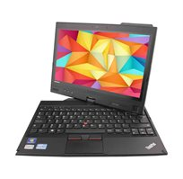מחשב נייד LENOVO  דגם X230T מעבד i5 זיכרון 8GB דיסק 128GB SSD מ.Windows 7 Pro