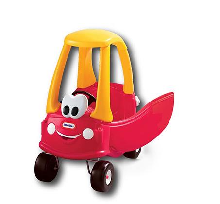 מכונית קוזי קופה אדומה