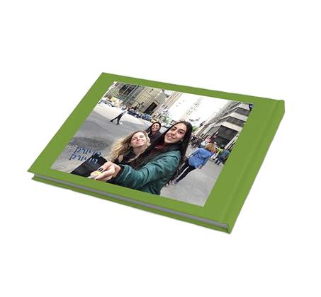 התמונות מהטיולים לא ישכחו במחשב! אלבום טיולים פנורמי בגודל A4 כרוך בכריכה קשה 32 עמודים - תמונה 4