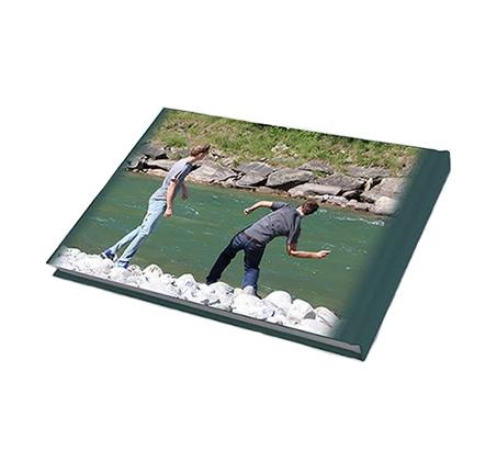 התמונות מהטיולים לא ישכחו במחשב! אלבום טיולים פנורמי בגודל A4 כרוך בכריכה קשה 32 עמודים - תמונה 3