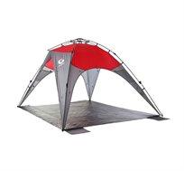 אוהל צל GURO לעד 8 אנשים עם אפשרות הסבה לאוהל קמפינג סגור דגם HORIZON