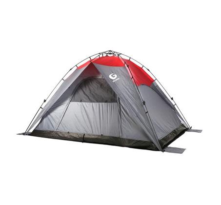 אוהל צל GURO לעד 8 אנשים עם אפשרות הסבה לאוהל קמפינג סגור דגם HORIZON  - משלוח חינם - תמונה 3