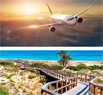טיסות 'אייר אירופה' לאלקינטה רק בכ-$359*